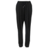 McQ Alexander McQueen Women's Pleat Front Loose Trousers - Black: Image 1