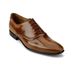 PS by Paul Smith Men's Starling Leather Oxford Shoes - Tan Hobar High Shine: Image 2