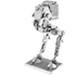 Star Wars AT-ST Metalen Bouwpakket: Image 1