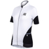 Santini Mearsey Women's Short Sleeve Jersey - White: Image 1