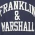 Franklin & Marshall Men's Large Logo T-Shirt - Navy: Image 3