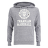 Franklin & Marshall Men's Big Logo Hoody - Sport Grey Melange: Image 1