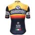 Santini Giro d'Italia 2016 Stage 14 Dolomiti Short Sleeve Jersey - Black: Image 3