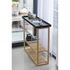 Wireworks Hello Storage Console Table - Black: Image 4