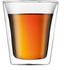 Bodum Canteen Double Wall Glass - 2 Pack: Image 1