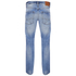Jack & Jones Men's Originals Mike Straight Fit Jeans - Light Wash: Image 2