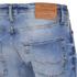 Jack & Jones Originals Men's Mike Straight Fit Jeans - Light Wash: Image 3