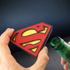 DC Comics Superman Magnetic Bottle Opener: Image 1
