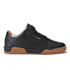 Supra Men's Ellington Trainers - Black/Gum: Image 1