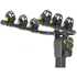 Buzz Rack Moose 3 Bike Tow Ball Carrier - Black