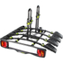 Buzz Rack Buzzy Bee 4 Bike Wheel Support Rack - Black: Image 1