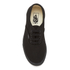 Vans Kids' Authentic Trainers - Black: Image 3
