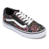 Vans Kids' Old Skool Zip Trainers - Moody Floral/Black/True White: Image 2
