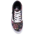 Vans Kids' Old Skool Zip Trainers - Moody Floral/Black/True White: Image 3
