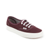 Vans Women's Authentic Varsity Suede Trainers - Red Mahogany: Image 2