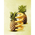 Vacu Vin Pineapple Slicer - White/Black