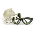 Eddingtons Onion Goggles - White: Image 3