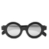 Cheap Monday Women's Moon Sunglasses - Black: Image 1