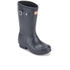 Hunter Kids' Original Wellies - Navy: Image 2