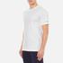 Carhartt Men's Short Sleeve Base T-Shirt - White/Black: Image 2
