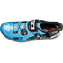 Sidi Wire Carbon Vernice Chris Froome Limited Edition Cycling Shoes - Blue: Image 2