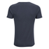 Brave Soul Men's Pulp Camo Pocket T-Shirt - Navy: Image 2