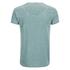 Brave Soul Men's Gonzalo Burnout T-Shirt - Sea Green: Image 2
