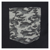 Brave Soul Men's Pulp Camo Pocket T-Shirt - Black: Image 3
