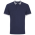 Threadbare Men's Warsaw Tipped Polo Shirt - Navy: Image 1