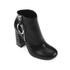 McQ Alexander McQueen Women's Harness Boot - Black: Image 2