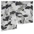 J.Lindeberg Men's Dani Short Sleeve Drapey Print Shirt - Off White: Image 6