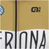 Alé Verona Long Sleeve Jersey - Brown: Image 3