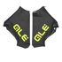 Alé Aerolight Lycra Shoe Covers - Black/Yellow: Image 6
