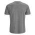 Kappa Men's Nico 2 Pack T-Shirts - Mid Grey Marl: Image 3