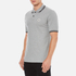 Converse Men's All Star Core Polo Shirt - Vintage Grey Heather: Image 2