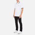 Converse Men's All Star Core Polo Shirt - Converse White: Image 4