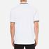Converse Men's All Star Core Polo Shirt - Converse White: Image 3