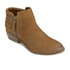 Dune Women's Petrie Suede Ankle Boots - Tan: Image 2