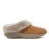 FitFlop Women's Loaff Suede Snug Slippers - Chestnut: Image 1