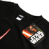Star Wars Men's Kylo Ren Lightsabre Sweatshirt - Black: Image 3