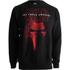 Star Wars Mens Kylo Ren Mask Sweatshirt - Zwart: Image 1