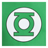 DC Comics Green Lantern Herren Circle Logo T-Shirt - Green: Image 3