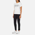 KENZO Women's Paris Rope Logo T-Shirt - White: Image 4