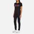 KENZO Women's Paris Rope Logo T-Shirt - Black: Image 4