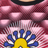 KENZO Women's All Over Print Nagai Tanami Flower Logo Sweatshirt - Red: Image 5