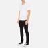 Vivienne Westwood Anglomania Men's Drainpipe Jeans - Black Denim: Image 4