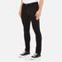 Vivienne Westwood Anglomania Men's Drainpipe Jeans - Black Denim: Image 2