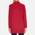 Boutique Moschino Women's Frill Jacket - Red: Image 3