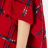 Boutique Moschino Women's Cape Jumper - Red: Image 6