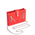 KENZO Women's Kalifornia Wallet on a Chain Crossbody Bag - Red: Image 2